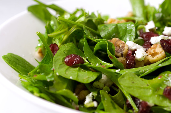Organic Mix Green Salad
